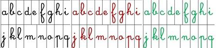 Palindromi con il metodo montessori lapappadolce for Mobili montessori